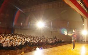 鹿児島実業高校公演