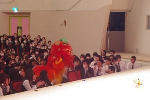 出水中央高校 芸術鑑賞会 中国文化芸術夢公演