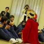変面 八幡中学校 雑技の祭典