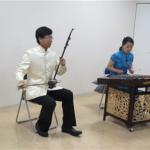 中国民族楽器 二胡&揚琴