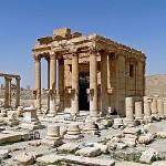 バールシャミン神殿